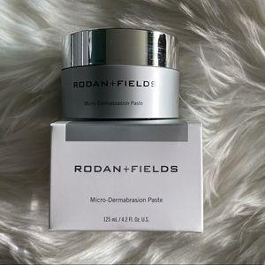 NEW Rodan + Fields Micro-Dermabrasion Paste